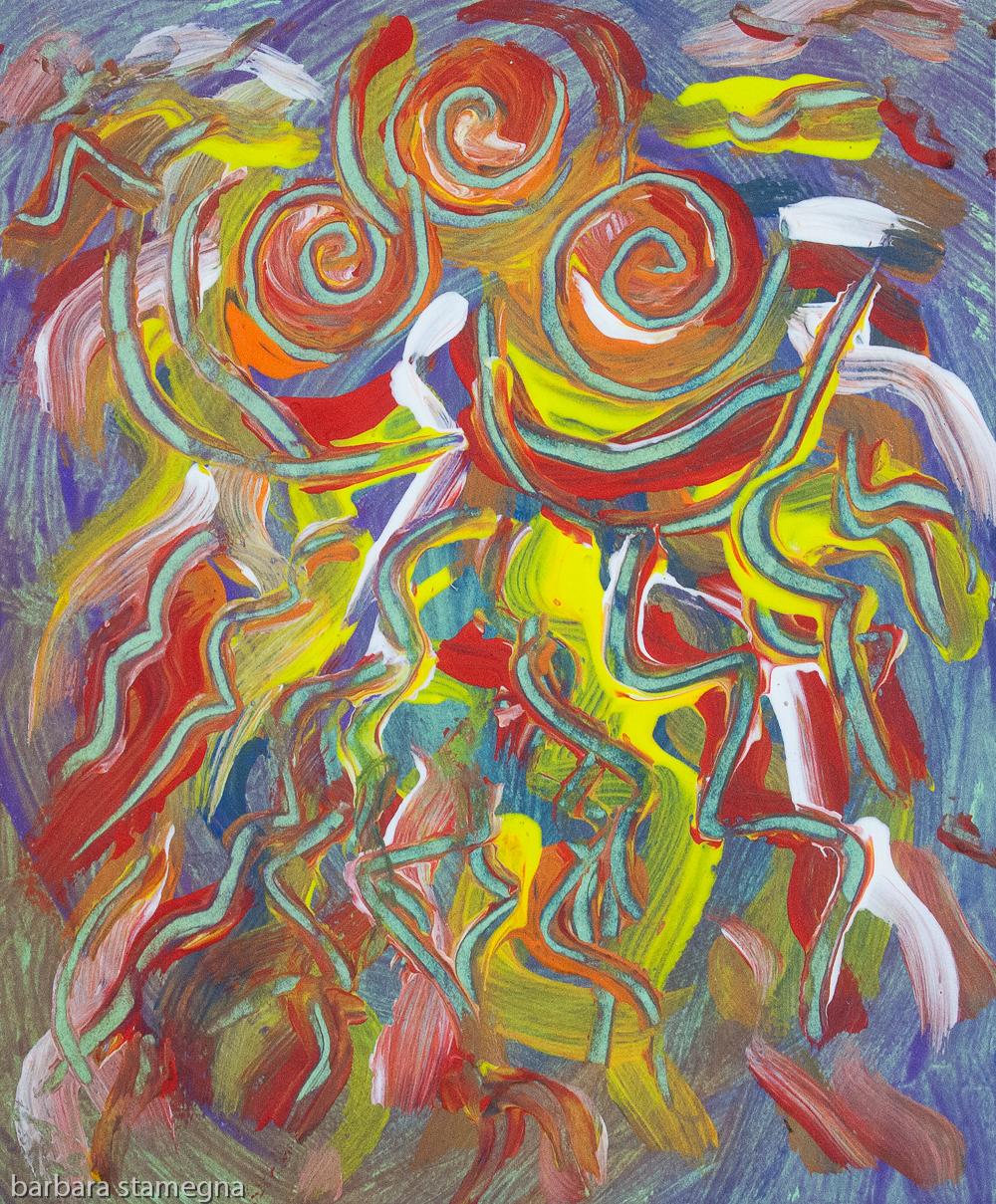 Fire Vortex Abstraction