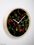 abstract-flora-shapes-clock.